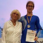 Daniel Domaschke ist deutscher Meister Pflicht 2021