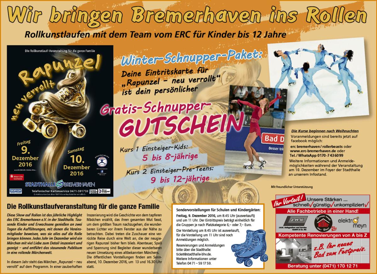 Promo Märchen Schnuppergutschein 2016
