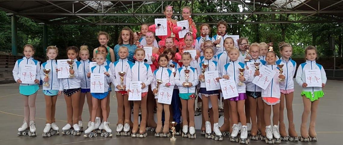 ERC Talente räumen bei Landesmeisterschaft ab