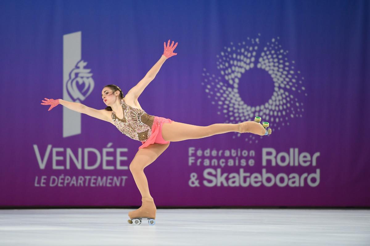 Lina Goncharenko belegt bei WM Plätze 6 und 18