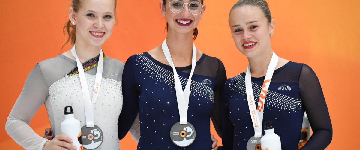 Sarah Kristin ist Vize-Weltmeisterin