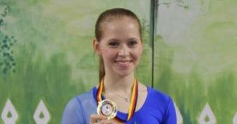 Sarah Behlen ist Deutsche Juniorenmeisterin 2019